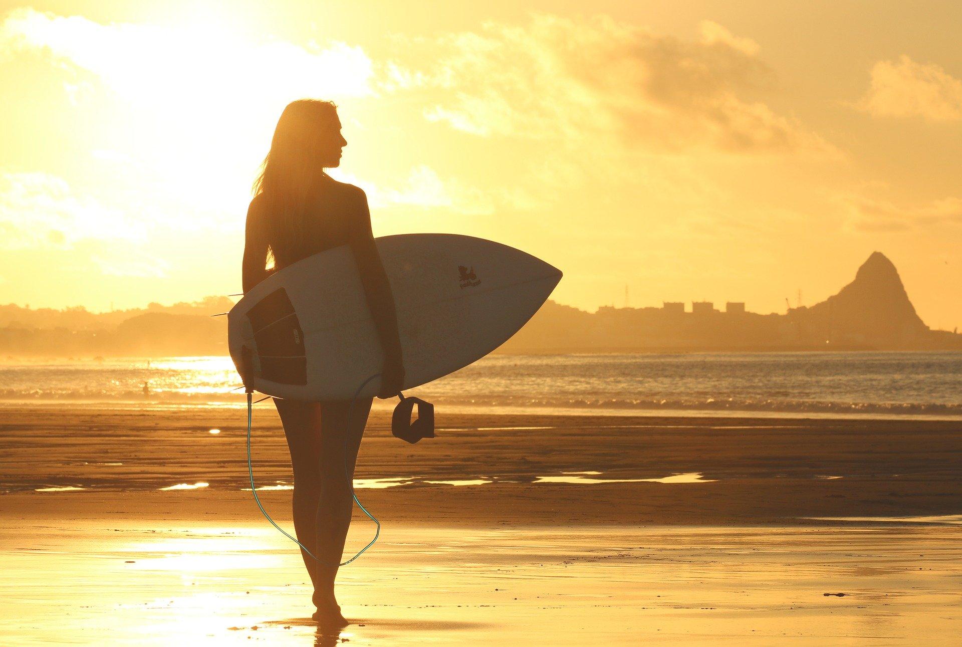 ほぐし処とりっぷのサーフィン記事のイメージ写真